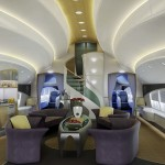 Салон самолета для VIP-клиентов
