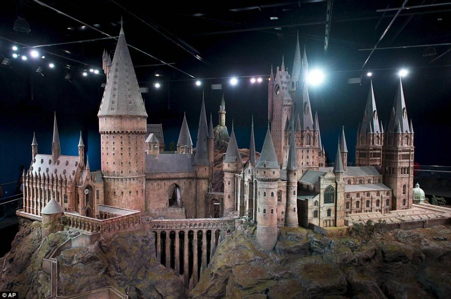 Модель Хогвартс Школы волшебства и магии