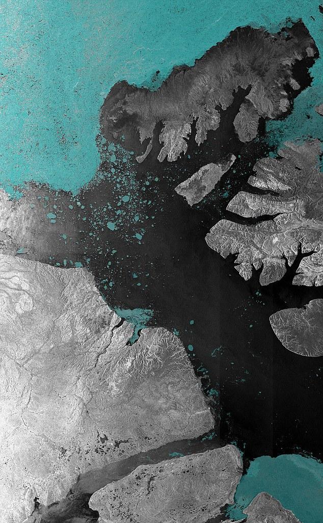 Канадский арктический архипелаг, McClure пролив