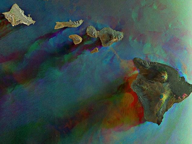 На островах Гавайи