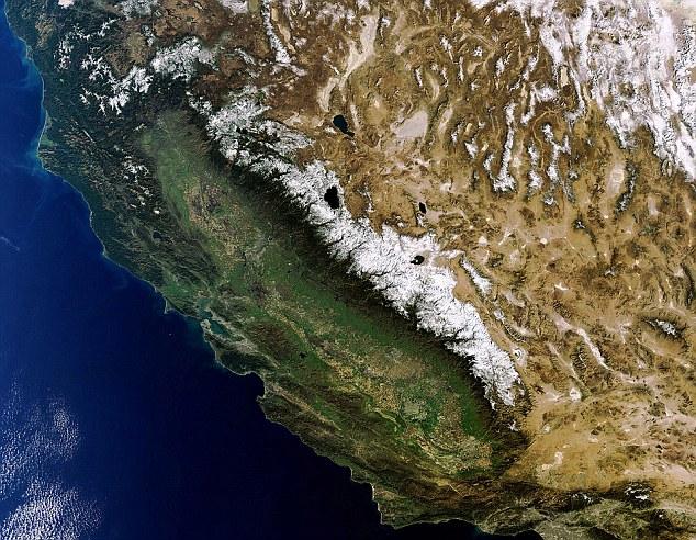 Калифорния и Невада