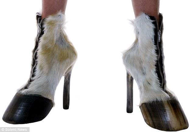 Туфли - лошадиная стать