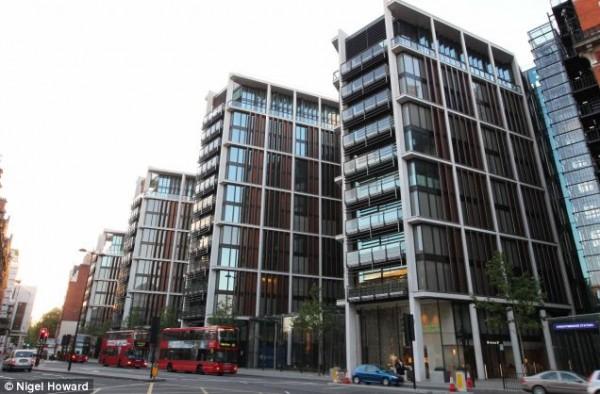 Самые дорогие квартиры мира рядом с Гайд-парком принадлежат катарцам
