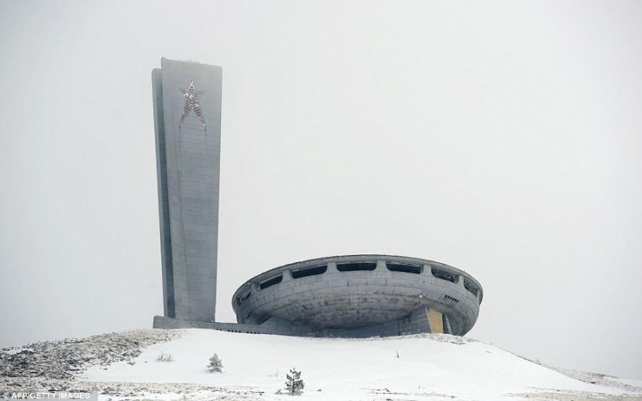 Болгарское правительство не имеет ресурсов для восстановления сооружения