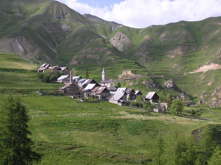 Магический Альпы - рай для туристов