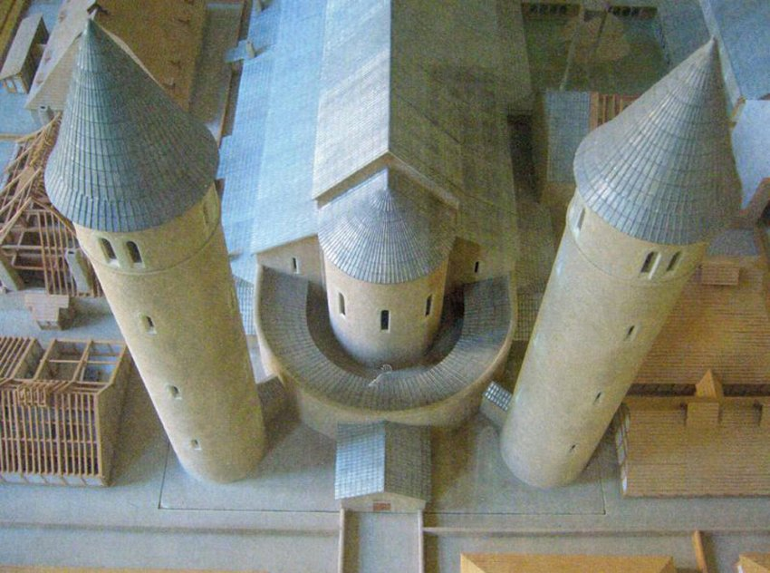 Монастырь Санкт-Галлен будет построен, как и планировалось еще в 9 веке