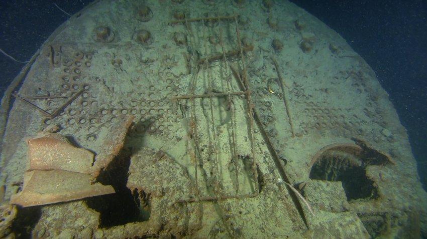 Паровые котлы Титаника