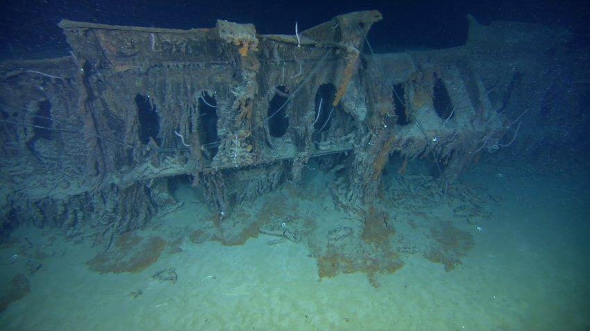 Перила Титаника