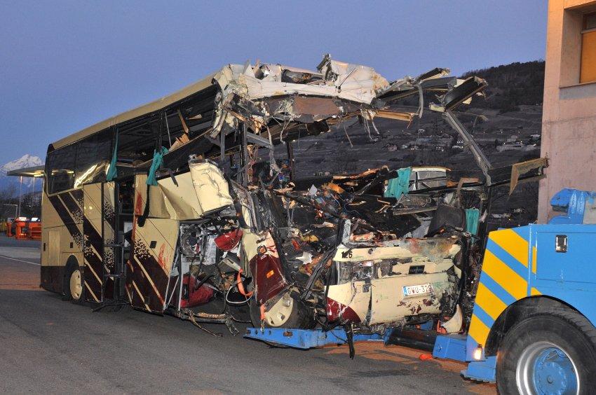 В аварию не было вовлечено больше ни одно транспортное средство