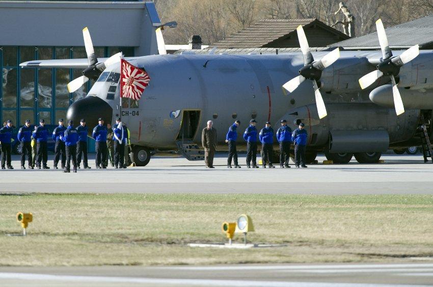 16 марта началась перевозка тел, погибших в Швейцарии детей