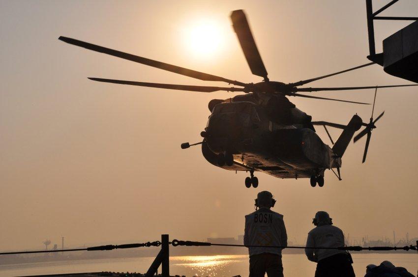 Американские военные усилили свое присутствие в Персидском заливе