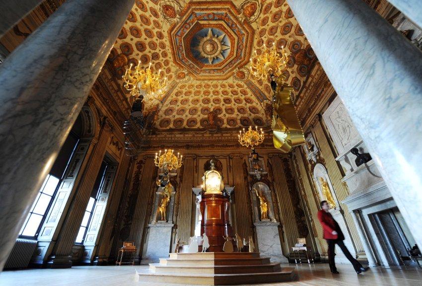 Купол Кенсингтонского дворца