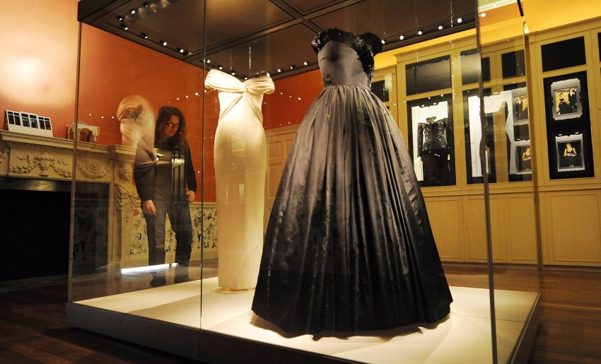 Вечерние платья матери принца Уильяма