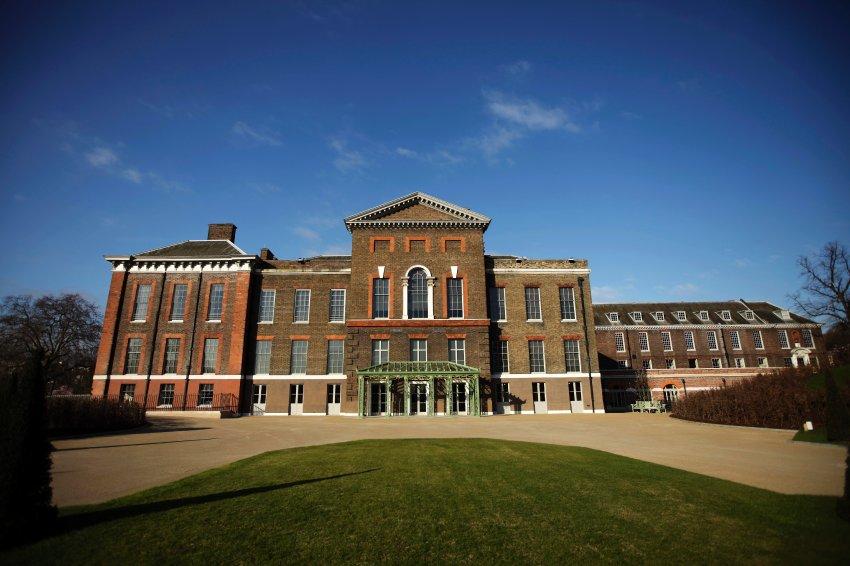 Kensington Palace после реставрации