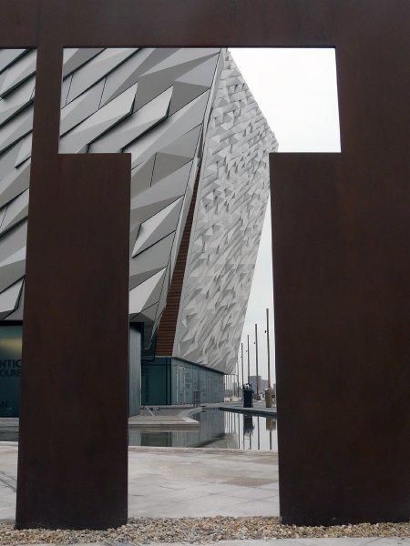Титаник в Белфасте