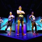 Современный дизайн для Олимпийской сборной Британии