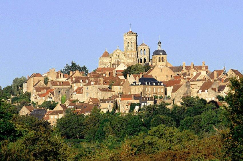 Везле - святая земля Франции