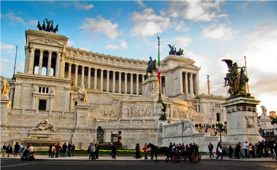 2 monuments of rome Find information on monuments in lazio as well as 28 monuments in italy, 691 touristlink members rank trajan's column ilaria is now the rome ambassador.