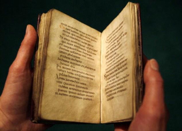 Книга написана в конце 7 века