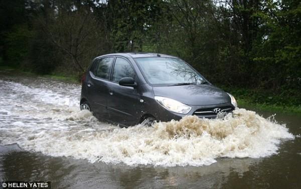 Дороги в графстве Гемпшир