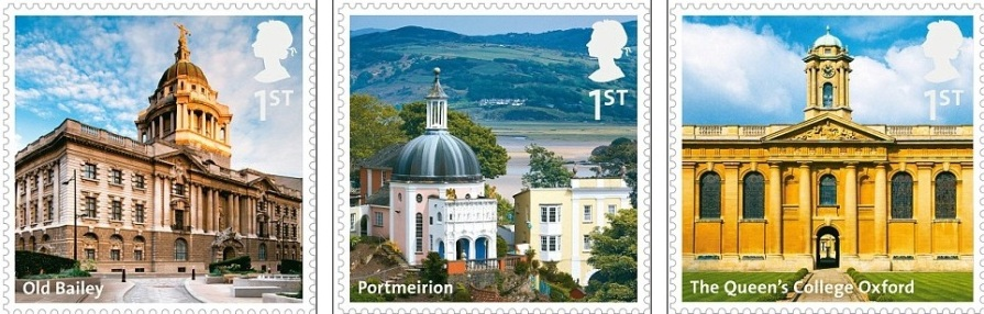 Символ связи суда и церкви, Джордж Харрисон провел свой 50 день рождения в Portmeirion, Самое знаковое учебное заведение Британии
