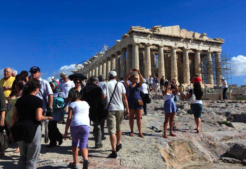 Афины в Греции
