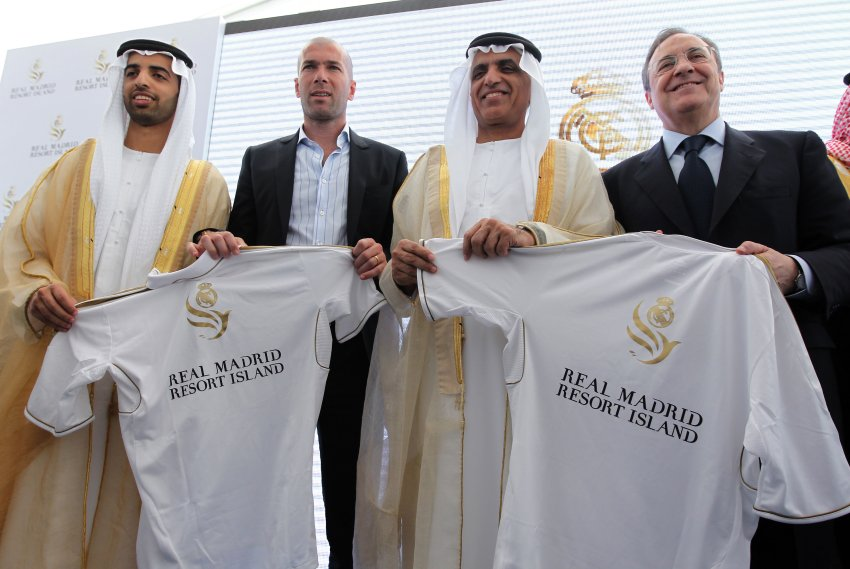 Мега проект для Реал Мадрида