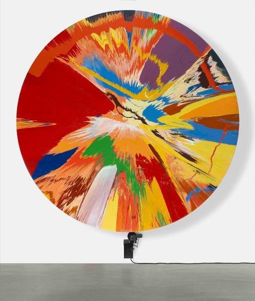 Выставка Damien Hirst