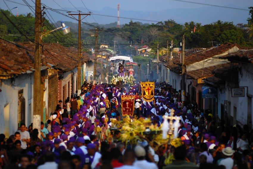 Страстная пятница в Сальвадоре