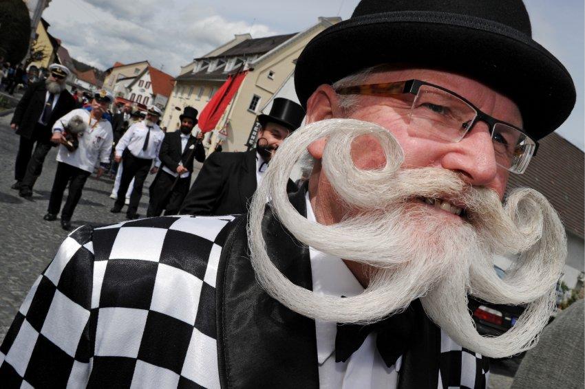 Фестиваль бородачей в Германии