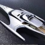 Супер яхта Adastra