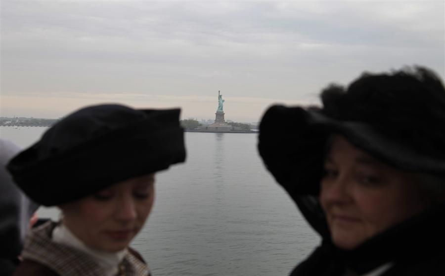 Исторический круиз Титаника завершен