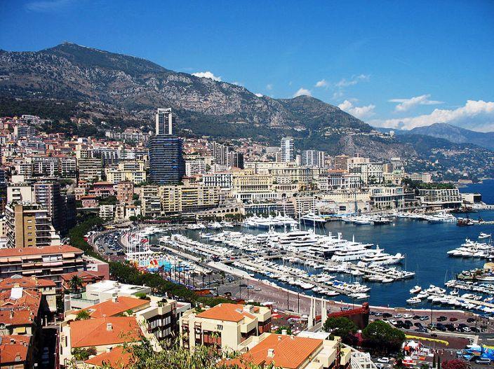 Монако сегодня