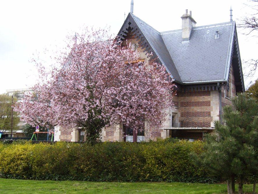 Пригород Парижа - Булонь
