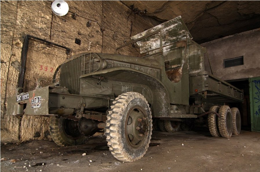 Грузовик Второй мировой войны