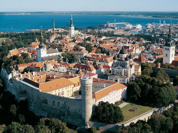 Эстония сегодня