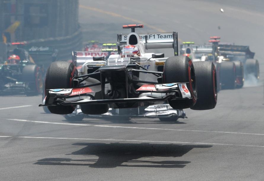 Гран-при Монако - этап гонок Formula 1