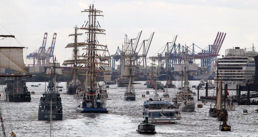Парад кораблей