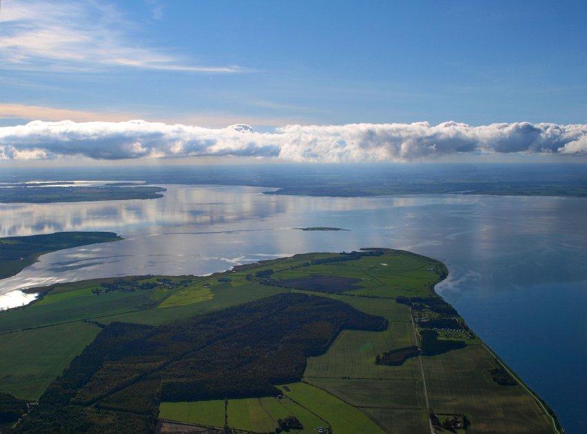 Умманц - пятый по размеру немецкий остров в Балтийском море
