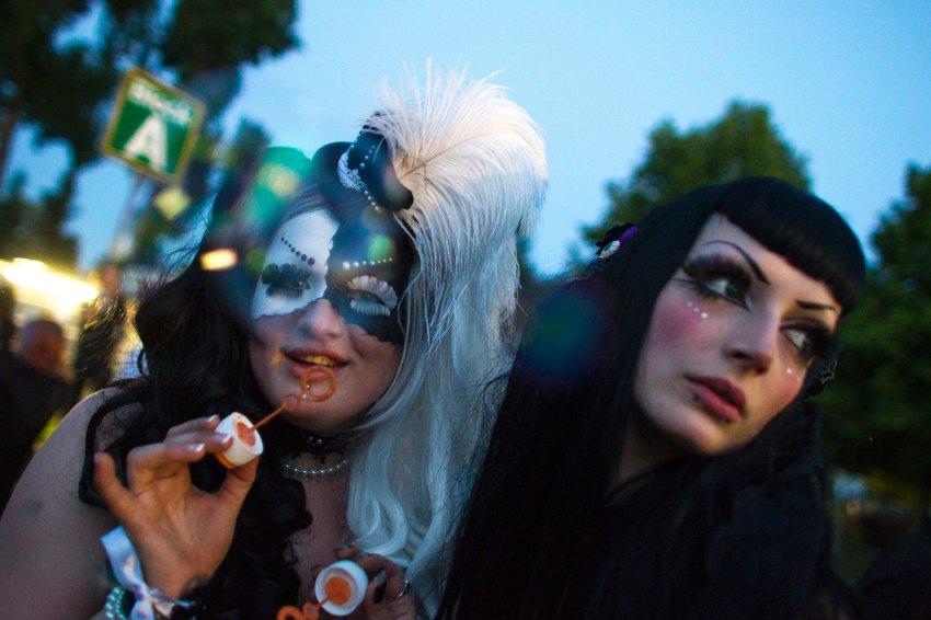 Фестиваль «Wave-Gotik-Treffen»