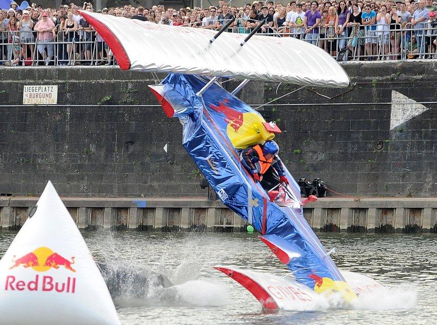 Дни полета «Red Bull» в Майнце