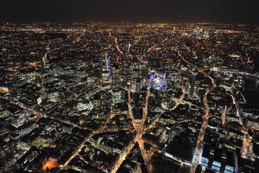 Банк и Лондон Сити