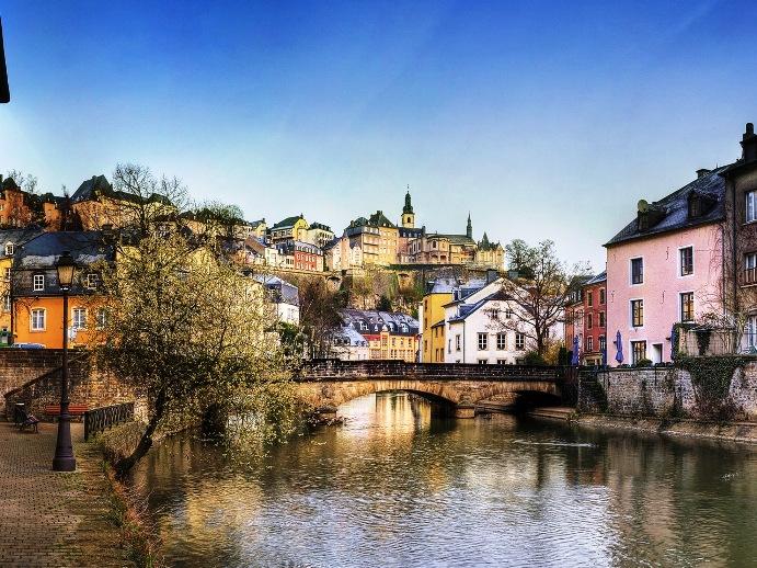 Люксембург сегодня