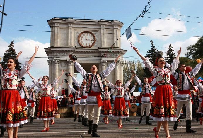 Молдавия сегодня