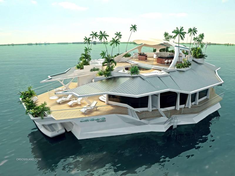 Остров «Orsos Island»