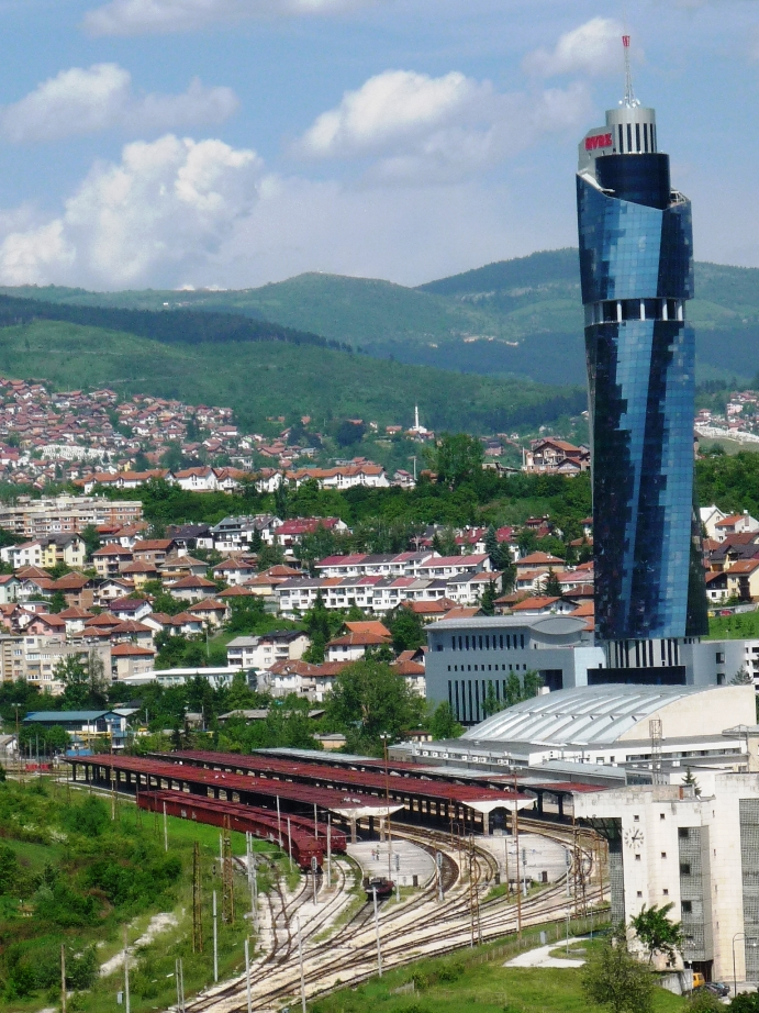 Avaz Twist Tower