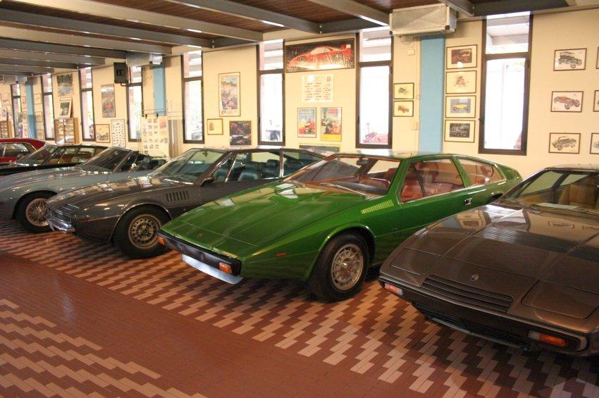 Спортивные машины Maserati (70-е годы)