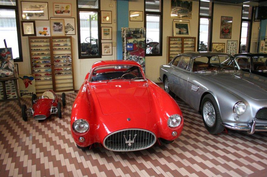 Maserati A6GCS Berlinetta Pinin Farina