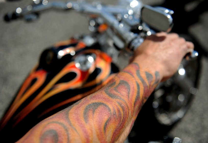 «Harley Days» в Гамбурге