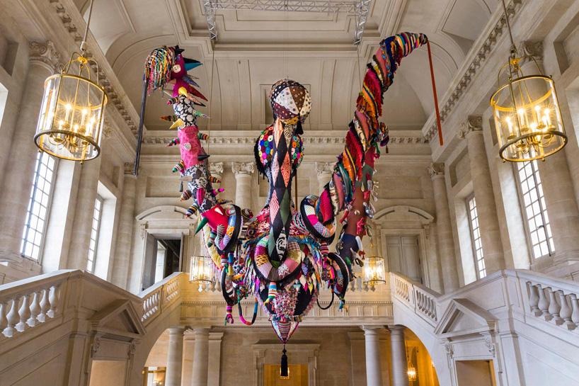 Мэри Поппинс, трикотаж, ручное вязание, украшения